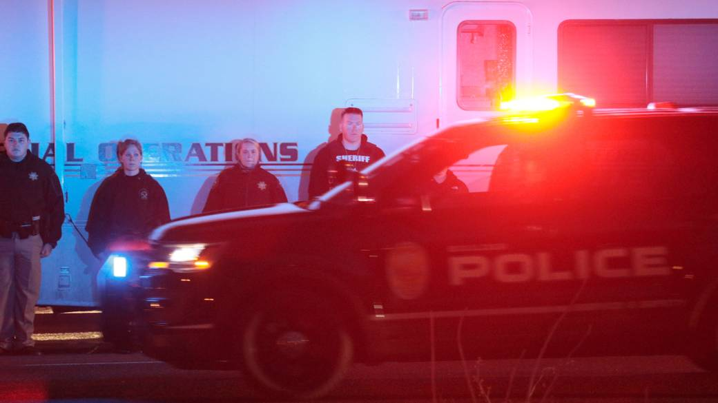 Click to play video: 'Boulder, Colorado shooting: Police confirm 10 dead in shooting, identify officer who died'