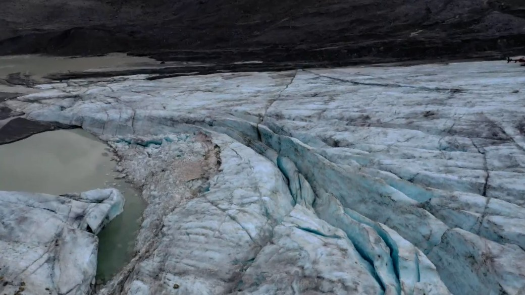 Click to play video: ''Nightmare come true:' scientists horrified by rate of glacial melt'