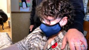Daughter of N.B. cancer patient denied entry amid COVID-19 border closure (02:17)