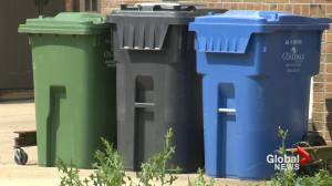 New Coaldale recycling facility going green (01:53)