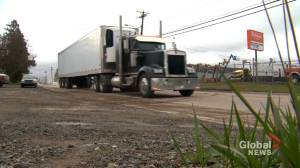 N.B. truckers 'blindsided' by new isolation requirements (01:57)