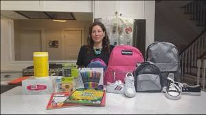 Back to School made easy with Taylor Kaye (05:35)