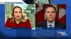 Finance Minister Bill Morneau won't draw red line on deficit size