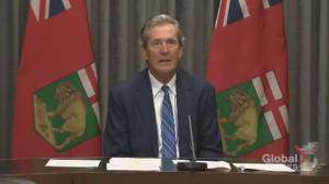 Manitoba premier encourages Canadians to celebrate Canada 'with its warts too' (00:35)