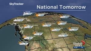 Edmonton weather forecast: Sunday, Dec. 8