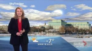 Peterborough Regional Weather Update: January 20, 2021 (03:03)