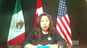 Canada, U.S., Mexico looking to strengthen, rebuild economies as trade partners: Ng (00:58)