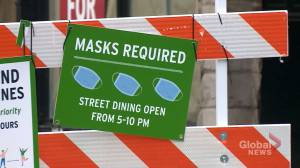 CDC recommends fully vaccinated Americans wear masks indoors (02:32)