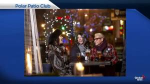 Keeping patio season going all year with Polar Patio Club Yeg