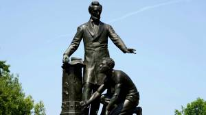 Fight to topple Lincoln Emancipation statue continues in D.C.