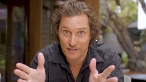 Matthew McConaughey calls coronavirus 'faceless, sexless' in message of solidarity