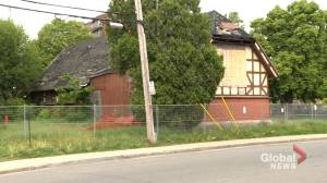Decision to demolish St-Barnabas Anglican Church stirs opposition (01:54)