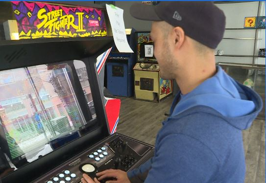 New cafe in Whitby tapping into arcade culture