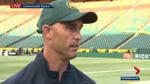 Interview with Ricky Ray