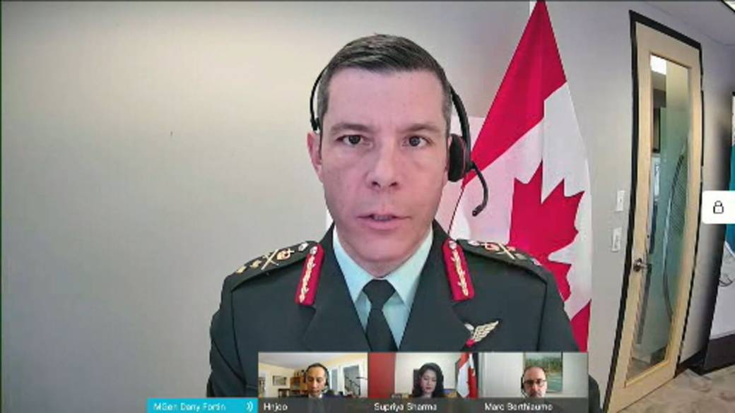 Click to play the video: `` Coronavirus: Canada will receive 23 million doses of vaccine between April and June ''