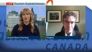 Impact of COVID-19 on Saskatchewan's tourism