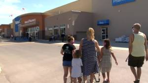 Winnipeggers react to mandatory masks in Walmart
