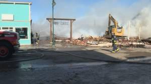 Long-term resident left homeless after Pincher Creek hotel fire (01:52)