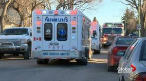 Average cost for Saskatoon paramedics to attend life-saving overdose call is between $700-800 (01:37)