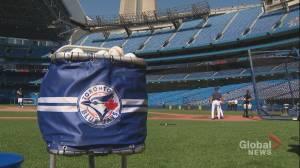 Toronto Blue Jays back on home soil at Rogers Centre (01:43)