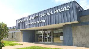 Limestone School Board to use some surplus money to increase it's  covid-19 spending. (01:42)