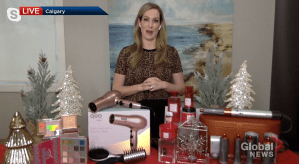 Holiday beauty gift ideas (05:39)