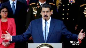 U.S. indicts Maduro for 'narco-terrorism'