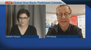 Global Give Back: Parkinson Canada