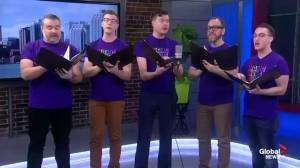 The Halifax Gay Men's Chorus