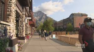 COVID-19: Alberta tourism industry optimistic as border restrictions set to ease (01:57)