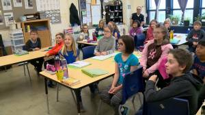 Lanigan, Sask. students learn about cloud energy at SkyTracker weather school