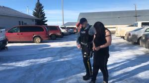Kindersley, Sask., mother charged in 2018 death of 1-month-old baby