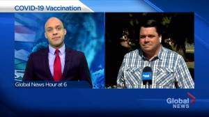 Infectious disease expert calls expanded vaccine rollout 'huge' in Alberta's pandemic fight (04:01)