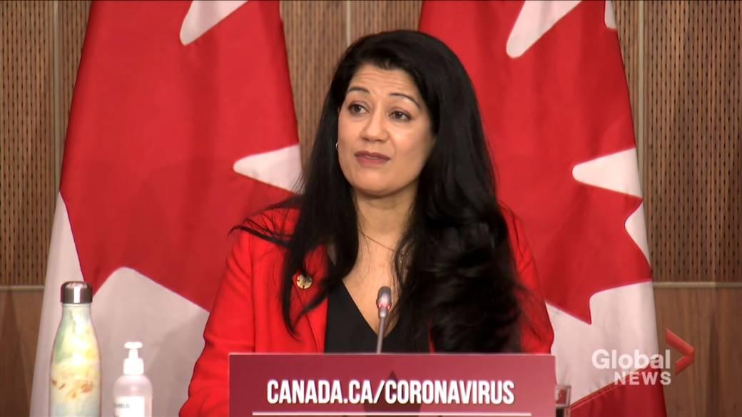 Canada Monitoring Pfizer Vaccine After U K Allergic Reactions National Globalnews Ca