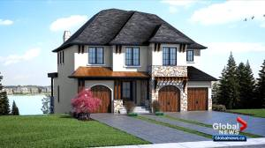 Foothills Hospital Home Lottery 2021 grand prize winner (01:16)