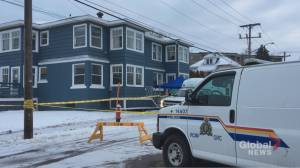 Moncton death deemed suspicious