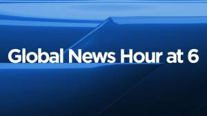 Global News Hour at 6 Edmonton: Jan. 13