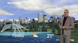 Edmonton morning weather forecast: Saturday, September 14, 2019