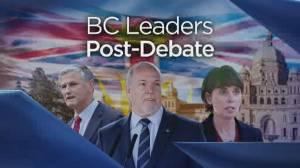 2020 B.C. Leaders post-debate special (53:26)