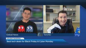 The best Black Friday and Cyber Monday deals (04:00)