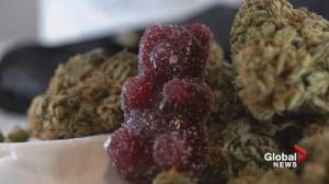 Cannabis edibles now legal but won't be in B.C. pot shops until December