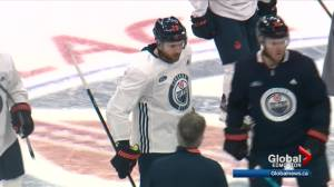 Edmonton Oilers ready to rock in season opener against Vancouver Canucks (01:50)