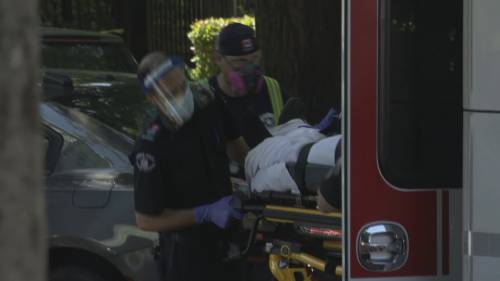 Two VPD officers stabbed while responding to child confinement call