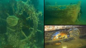 Franklin Expedition artifacts perfectly preserved in new video from sunken HMS Terror