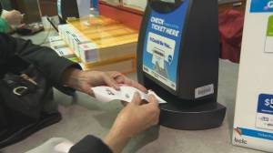 Lotto Max $70 Million Jackpot ticket bought in Burnaby (01:54)