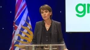 B.C. Leaders debate 2020: Why has Sonia Furstenau become personally involved in cases of First Nations youth? (01:20)