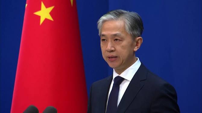 Click to play video: U.S. election: China congratulates president-elect Biden and VP-elect Harris