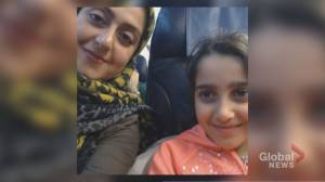 Father of Iran plane crash victim struggles with loss, one year later (02:22)