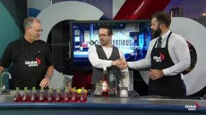 Mixing the perfect Negroni with Sorrentino's restaurant group