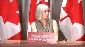Coronavirus outbreak: Freeland, Hajdu respond to CAF report on Ontario long-term care homes